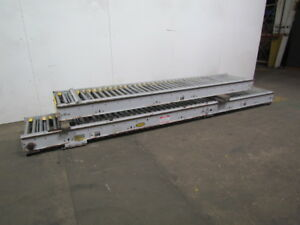 Hytrol 24 x23 Powered Roller Conveyor Power Unit Not Included
