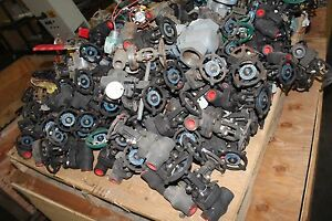 Lot Of 400 New Valves 3 4 1 2 Bonney Forge R p c Other Makes