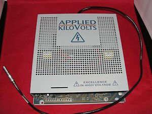 Applied Kilovolts Hp015rzz696 High Voltage Precision Power Supply