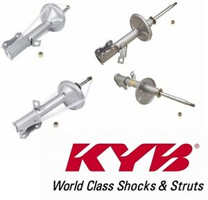 Kyb 4 Struts Shocks For Toyota Corolla Fx 84 88 234024 234025 232028 232029
