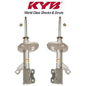 For Geo Prizm Toyota Corolla 88 91 Set Of 2 Front Struts Assemblies Kyb Excel G