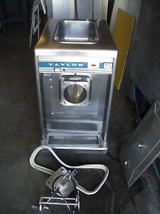Soft Serve ice Cream Machine Taylor 208v I Ph B710 22 900 Items On E Bay
