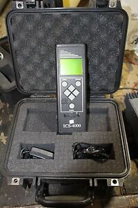 Xrf Ics 4000 Handheld Isotope Spectrometer Radionuclide Identifier