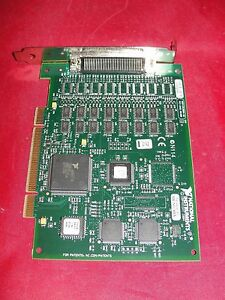 National Instruments Pci 8431 Rs 485 Assy 191880a 02