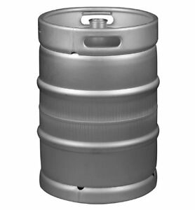 Brand New Kegco 15 5 Gallon 1 2 Barrel Commercial Beer Keg Sankey D System