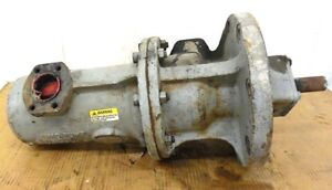 Imo Hydraulic Pump G6uvc 200d 1 Gpm 1500 Psi 8 Bolts Oal 22 Cast Iron