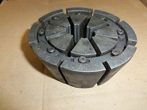 Used Gates Mobile Crimp Hydraulic Hose Crimper 420 4 20 Die Set Mc72