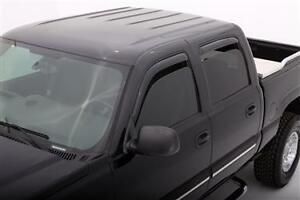 For Gmc Yukon Xl 1500 194355 Window Vent Shades Visors In Channel 2000 2006