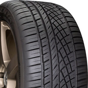 2 New 245 45 17 Continental Extreme Contact Dws06 45r R17 Tires 32211