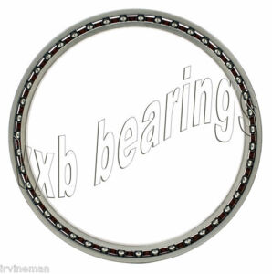 Csca025 Thin Section Open Bearing 2 1 2 x 3 x1 4 Inch