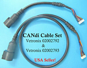 Gm Tech 2 Vetronix Scanner Candi Interface Replacement Cable Set Vtx02002792 93