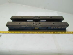 Kurt Dlh640 Hydraulic Double Lock Vise Base