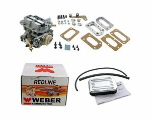 For Suzuki Samurai Weber Carburetor Conversion Kit Electric Choke Version