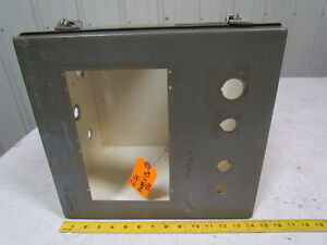 Cti 14x13x8 Electrical Enclosure Operator Interface Box