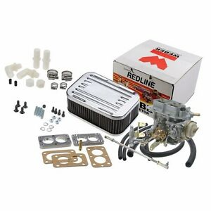 For Jeep Cj7 Wrangler Cherokee 32 36 Dgev Weber Carburetor Kit