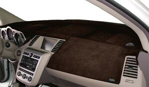 Chevrolet Silverado Lt Ls Hy Wt 2008 2013 Velour Dash Cover Dark Brown