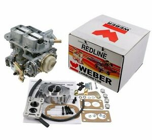 For Suzuki Samurai 1985 1989 Weber 32 36 Dgev Carburetor Kit W Filter Adapter