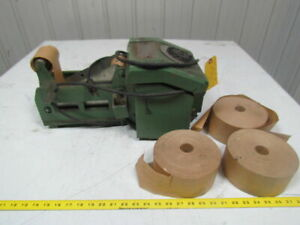 Marsh Stencil Gum Tape Machine Dispencer Electric Modle For Parts Or Repair