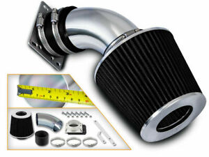 Ram Air Intake Kit Black Dry Filter For 92 95 Bmw 318 318i 318is 318ti 1 8l L4