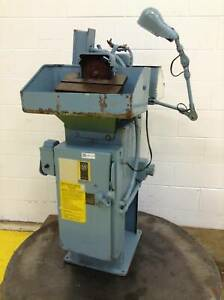 Hammond Carbide Tool Grinder Wd 6 Used 68121