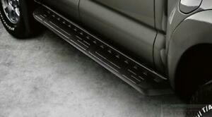 Oem Toyota Tacoma Accessory Running Boards Fits 2005 2015 Extra Cab Only