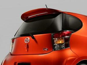 2012 2013 New Oem Scion Iq Factory Painted209 Black Sand Pearl Rear Spoiler