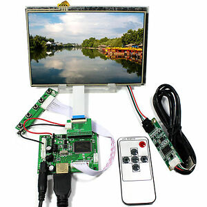 7 Ips Lcd Touch Screen Hsd070pww1 C00 1280x800 Hdmi Board For Raspberry Pi