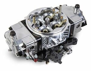 Holley 0 80801bkx 600cfm Aluminum Ultra Xp Factory Refurb 4bbl Race Carb