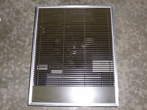0649 New Dayton Commercial Electric Wall Heater 120v 1500w 5118btuh 3ug56