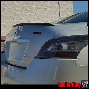 Rear Trunk Lip Spoiler Wing Fits Nissan Maxima 2009 15 4dr Spoilerking 244l