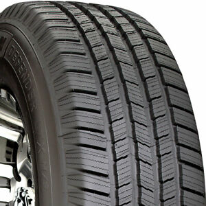 1 New 245 70 17 Michelin Defender Ltx Ms 70r R17 Tire 11277
