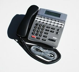 Nec Dterm Ip Phone Black 780028 Itr 16d 3 Tested By Certified Phone Technician