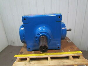 Mechanical Handling Systems 5mhd Right Angle Gear Reducer Gearbox 115 2 1 Ratio