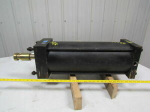 Welker Wcy2026 475 Pneumatic Air Cylinder 8 Bore 18 75 Stroke