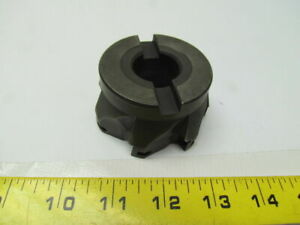 3 Indexable Insert 6 Tool Shell Facemill 25mm Pilot Arbor