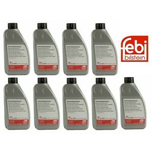 9 Liters Pack Oe Spec Atf Automatic Transmission Oil Fluid For Mercedes 1955 02
