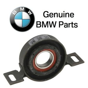 Genuine Rear Driveshaft Center Support W Bearing New For Bmw E46 325xi 330xi