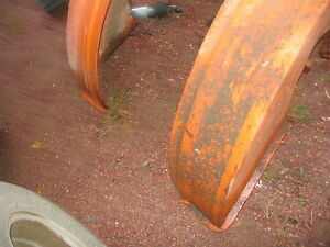 Allis Chalmers Tractor Fender Wc Others
