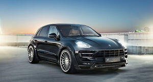 Hamann Wide Body Kit Porsche Macan