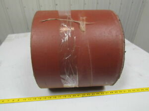 5 Ply Nipple Top Red Pvc Rubber Conveyor Belt 25ft X 13 1 2 0 545 Thick