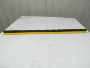 Browning 4nsr6x1 Spur Gear Rack 14 5 Pressure Angle 6 Diametral Pitch 4ft Length