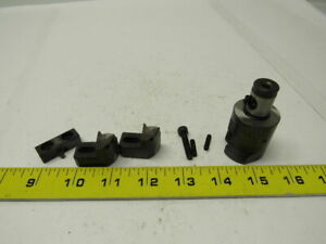 Komet G0401010 Rough Boring Tool Adaptor Body W double Indexable Insert Cutters