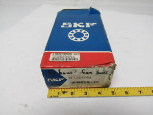 Skf Sy 1 15 16 Rm High Base Pillow Block Ball Bearing 2 Bolts 1 15 16 Bore