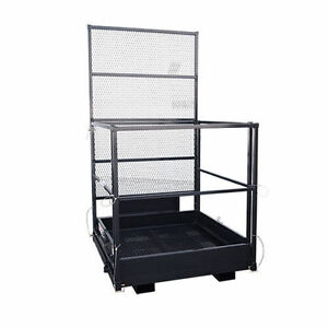 Handyman Platforms Fits Telescopic Fork Lift 4x6 Weighs 517 Lbs