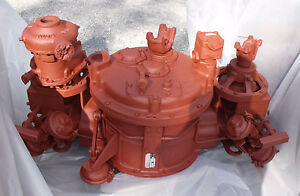 New Atap Power Divider Transmission pto waterous water Pump hydraulic Pump