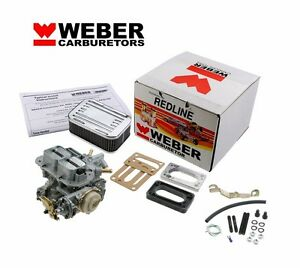 For Weber Redline Carburetor Kit Isuzu Trooper For Pickup Truck 1986 1995