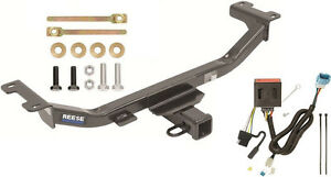 Trailer Hitch W Wiring Kit Fits 2013 2017 Acura Rdx Class Iii Brand New Reese
