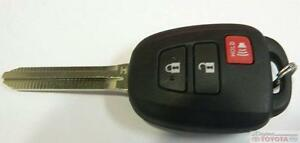 Oem Toyota Rav4 Key Fob Transmitter Door Clicker 89070 42830 2013 2015