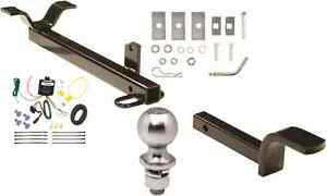Complete Trailer Hitch Package W Wiring Kit For 2005 2006 Honda Element Class I