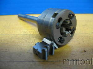 Geometric Ej 5 3 16 Die Head With Thread Chasers 6 32 1 4 Shank